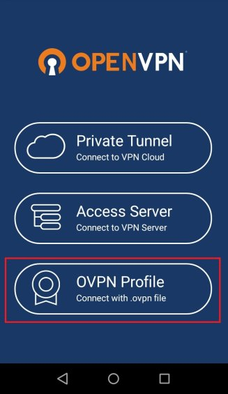 Set up VPN on Android. Step 9